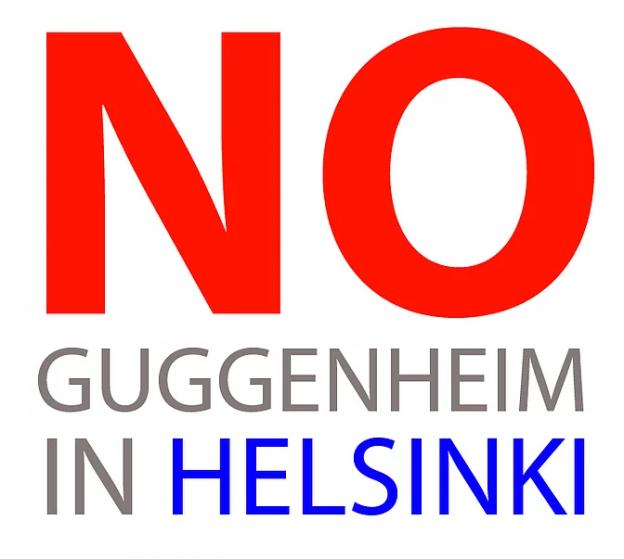 Helsinki say NO to Guggenheim Helsinki